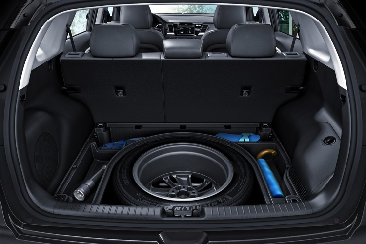 kia niro spare tire - 28 images - kia niro changing tires if you have a flat tire with, brand ...